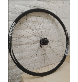 Natural Cycleworks Handbuilt Wheel - Alex CXD26 - Shimano M475 Front Double Butted Spokes