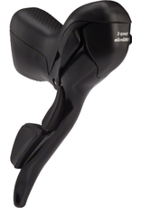 Microshift microSHIFT R9 Drop Bar Brake/Shift Lever Set - 2 x 9-Speed, Shimano Compatible, Black