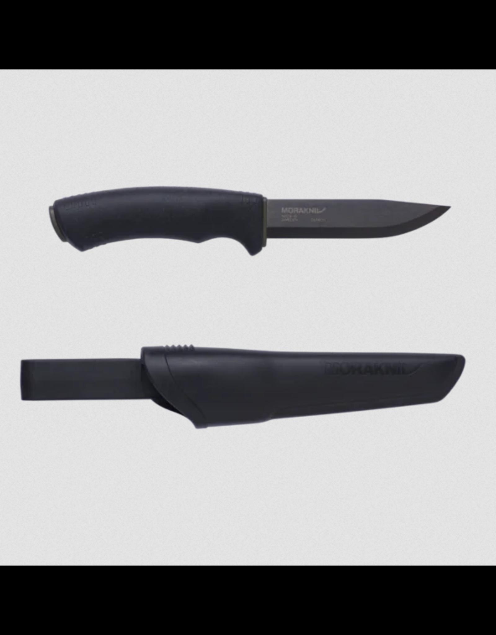 Morakniv Morakniv Bushcraft Knife: Black