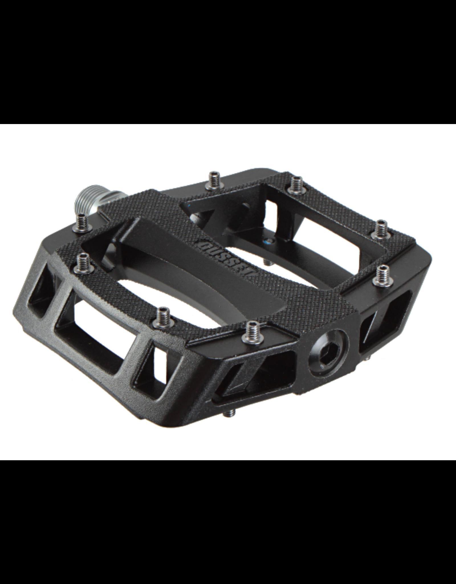 Gusset Gusset Slim Jim lb Platform Pedals Black