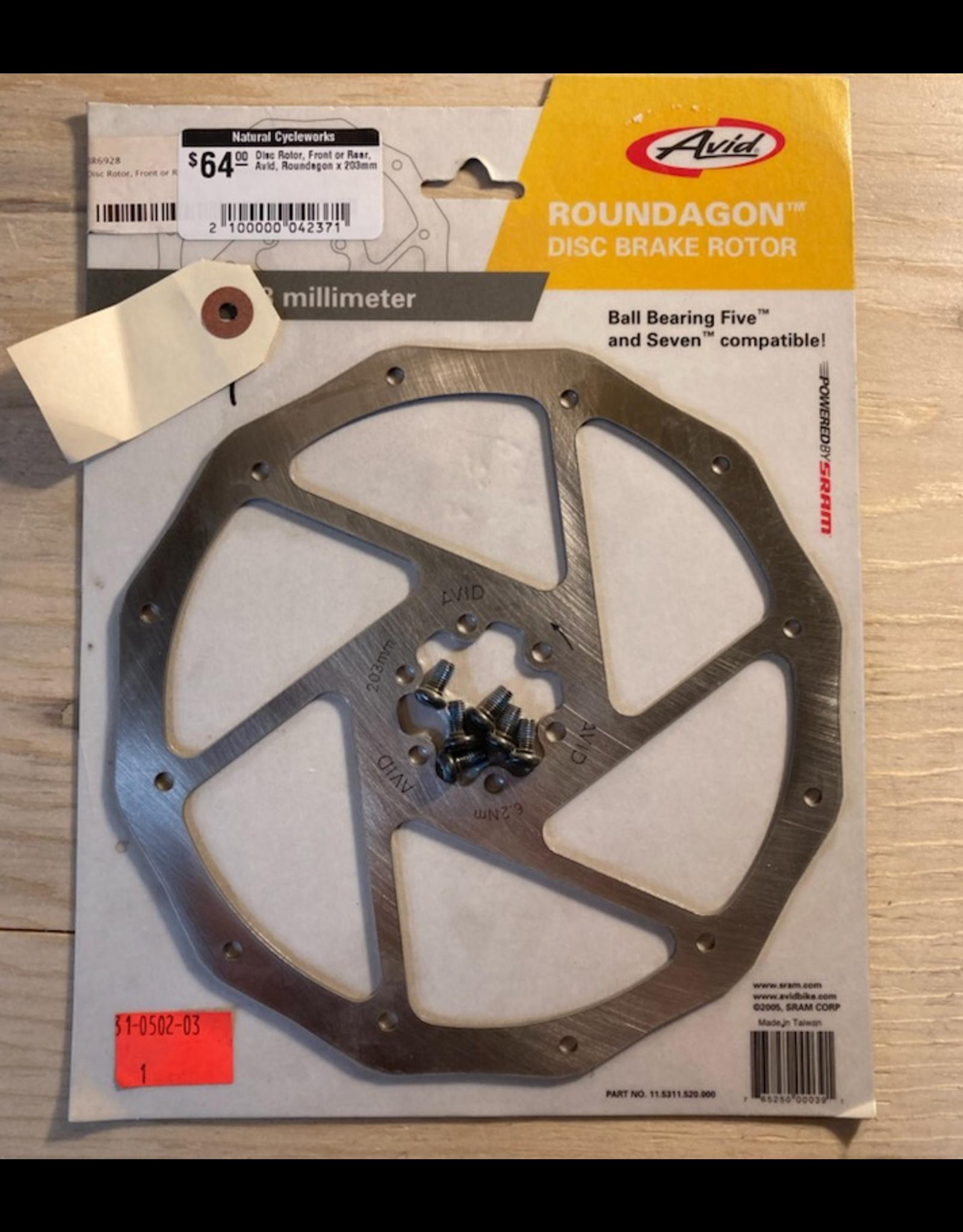 Avid Vintage Avid Rotor