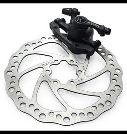 Tektro Tektro Aquila Mechanical Disc Brake 160mm Rotor Included