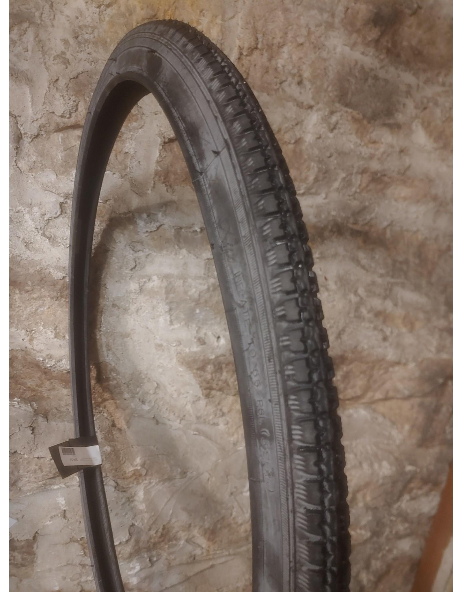 Tire - Duro, 584mm x 40mm, 650b, Basic Tread, Black
