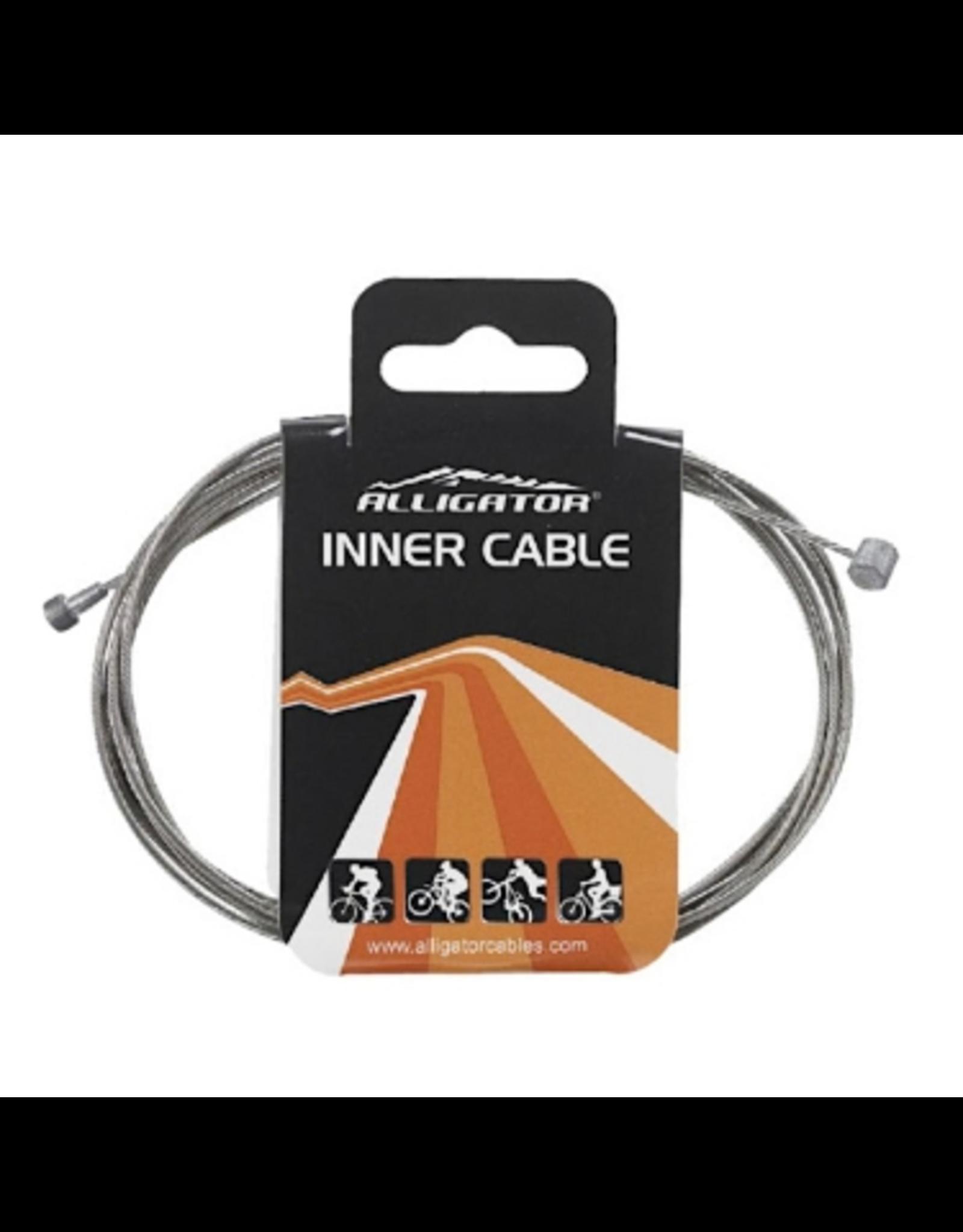 Alligator Alligator Stainless Steel Tandem Brake Cable