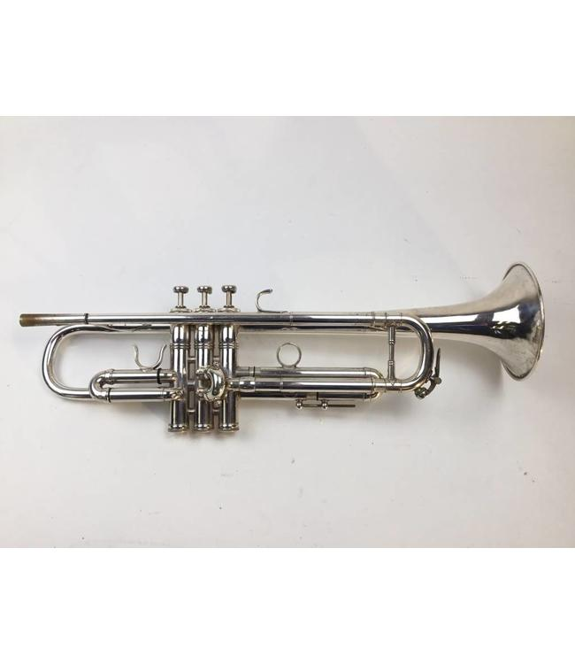 "Benge Used Benge ""USA"" 3X Bb Trumpet"