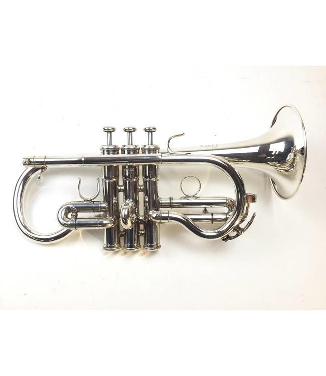 Yamaha Used Yamaha YCR-8620S Eb Soprano Cornet