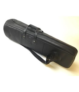Cronkhite Used Cronkhite Large Tenor Trombone Case- Black, Leather