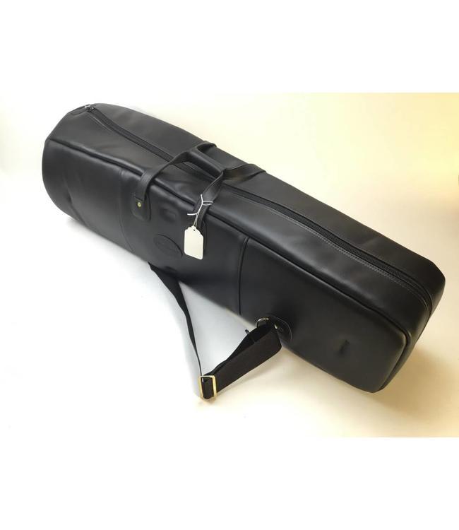 Cronkhite Used Cronkhite Bass Trombone Case- Black, Leather