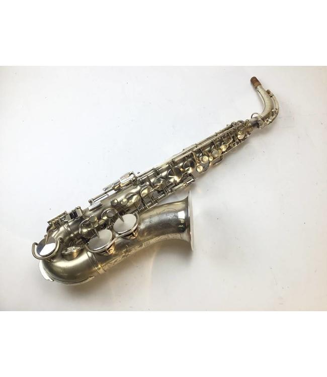 King Used King Voll-True II Alto Saxophone