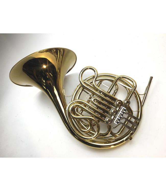 """King Used King 2278 """"Fidelio"""" F/Bb Double French Horn"""