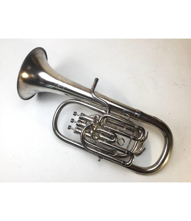 """Besson Used Besson """"New Standard"""" Bb Baritone Horn"""