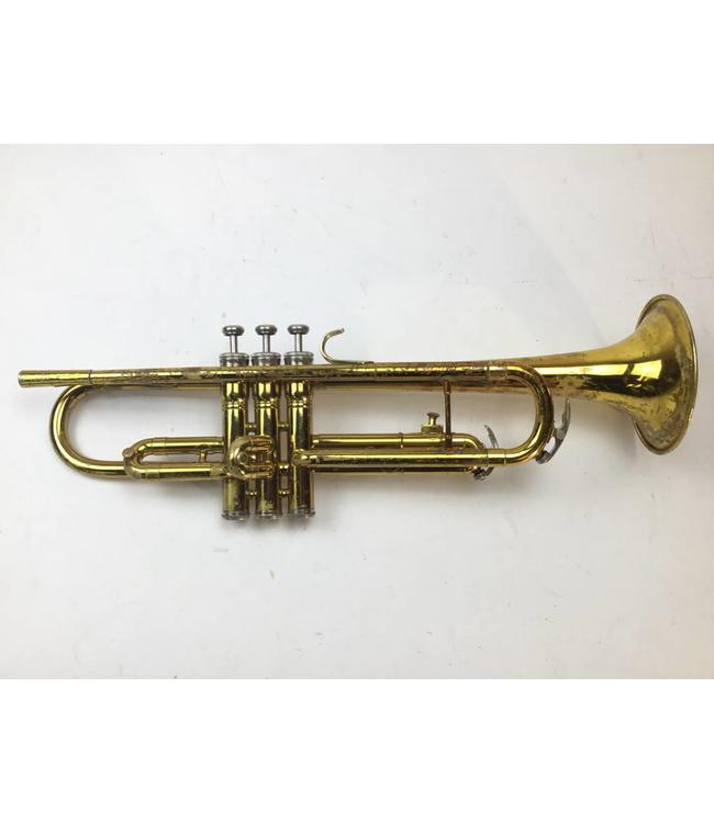 King Used King Tempo 600 Bb Trumpet