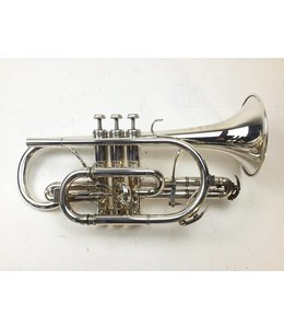 "Willson Used Willson ""Celebration"" 430 Bb Cornet"