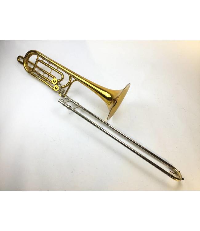 King Used King Duo Gravis Bb/F/D Bass Trombone