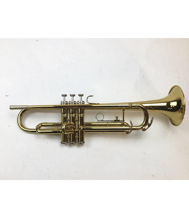 King Used King 600 Bb Trumpet