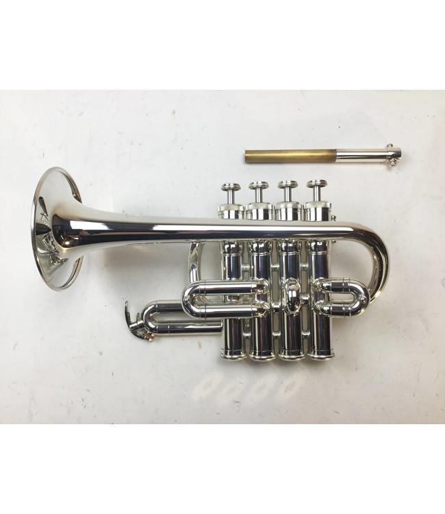 Yamaha Used Yamaha YTR-6810S Bb/A Piccolo Trumpet