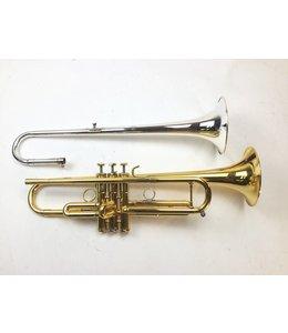 Schilke Used Schilke S42L-Faddis Bb Trumpet