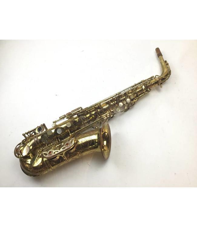 Selmer Used Selmer Super Balanced Action Alto Saxophone
