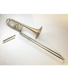 Greenhoe Used Greenhoe Bb/F/Gb(G)/D(Eb) In-Slide Tuning Bass Trombone