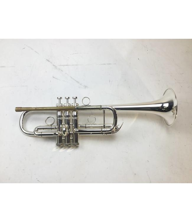 Brasspire Used ACB Modified Brasspire Unicorn 1000S C Trumpet