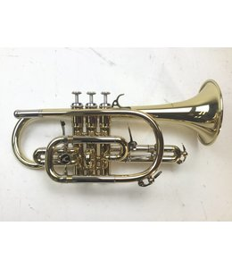 Courtois Used Courtois model AC106 Chambord II Bb Cornet