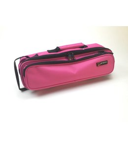 Protec Used Protec Deluxe Pink/Fuchsia Flute Case Cove with Piccolo