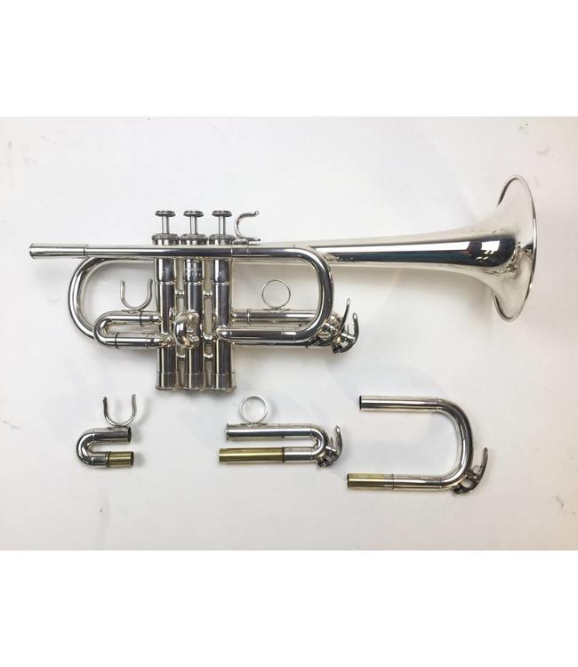 Yamaha Used Yamaha YTR6610S Eb/D Trumpet