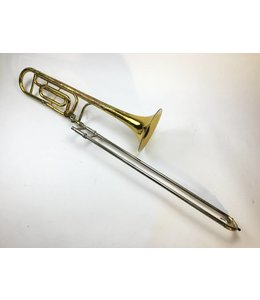 King Used King 3BF Concert Bb/F Tenor Trombone