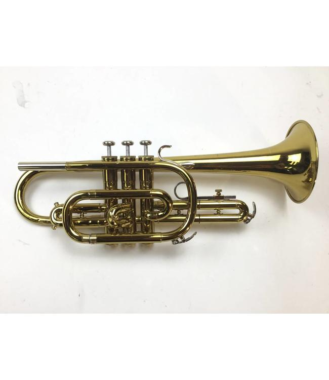 Bundy Used Bundy Bb Cornet