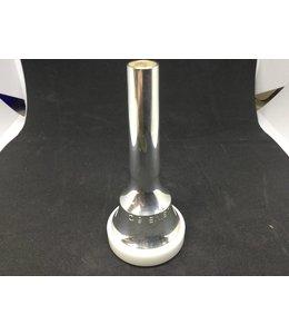 "Josef Klier Used JK ""Exclusive"" 6C Small Shank Trombone w/plastic screw rim"