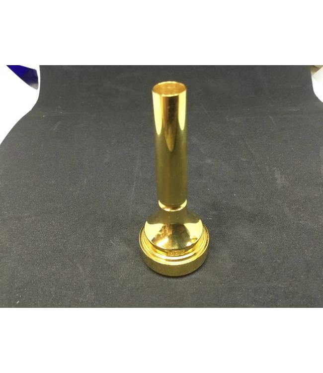 Denis Wick Used Wick 5EFL flugelhorn, gold plate