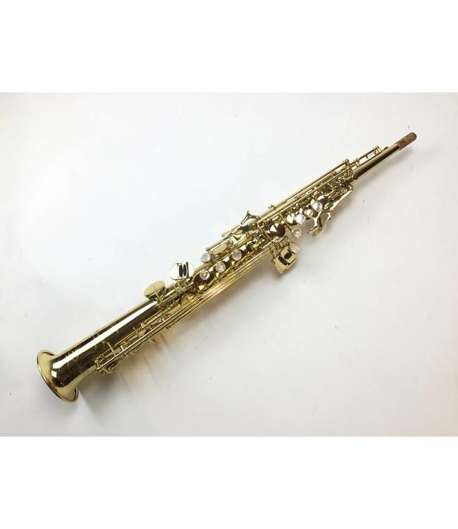 Yanagisawa Demo Yanagisawa SS901 Straight Soprano Saxophone