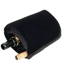 Protec Baritone Saxophone Neck & Mouthpiece In Bell Pouch