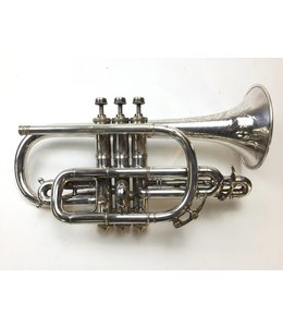 King Used H.N. King Bb Cornet