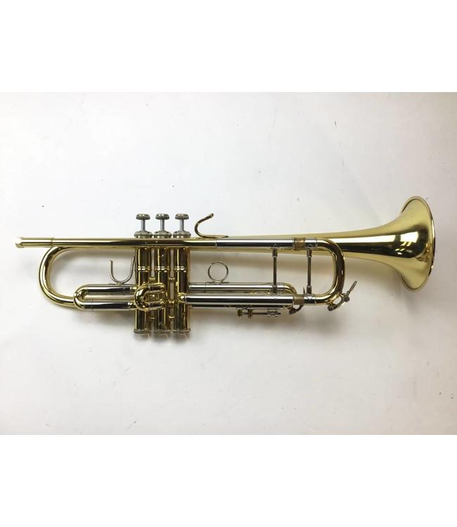 Bach Used Bach 37 Bb Trumpet in Lacquer