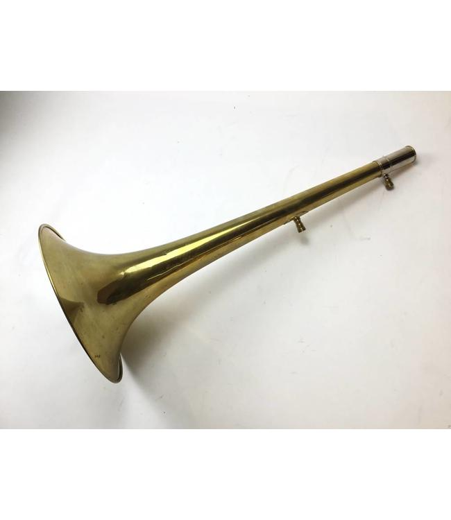 Edwards Used Edwards 1311CF Unlacquered Yellow Brass Bass Trombone Bell