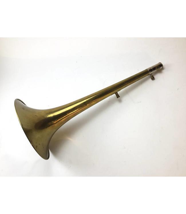 Edwards Used Edwards 1311CF Unlacquered Yellow Brass Bass Trombone Bell