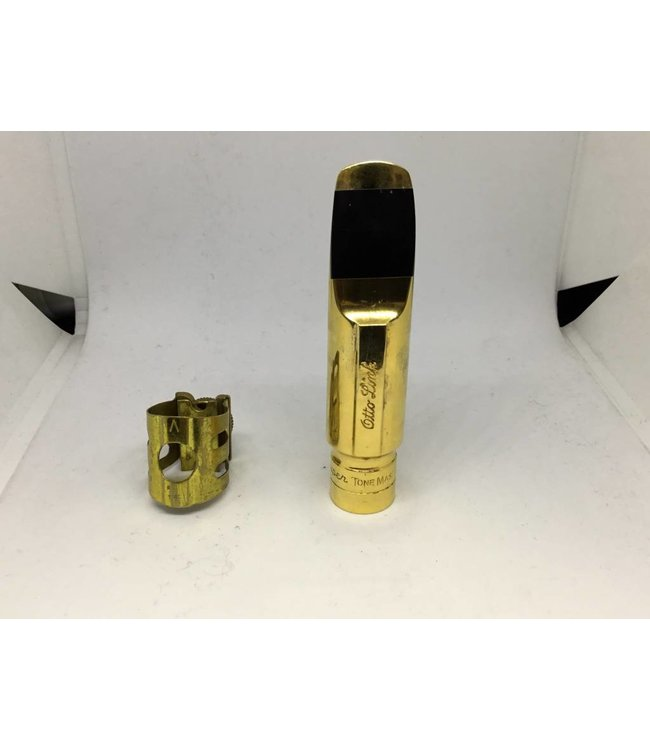 Otto Link Used Otto Link Super Tone Master 6* Refaced Tenor Saxophone Mouthpiece