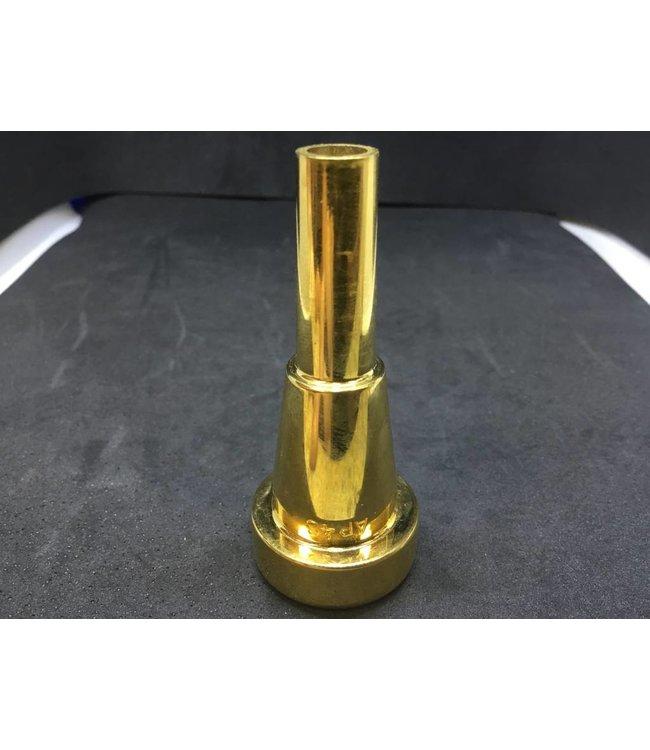 Monette Used Monette AP4S piccolo trumpet, trumpet shank