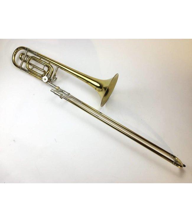"Bach Used Bach 36B ""Corportation"" Bb/F Tenor Trombone"