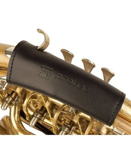 Protec FRENCH HORN LEATHER HAND GUARD-SMALLER