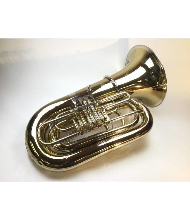 Cerveny Used Cerveny CBB693-4 BBb Tuba