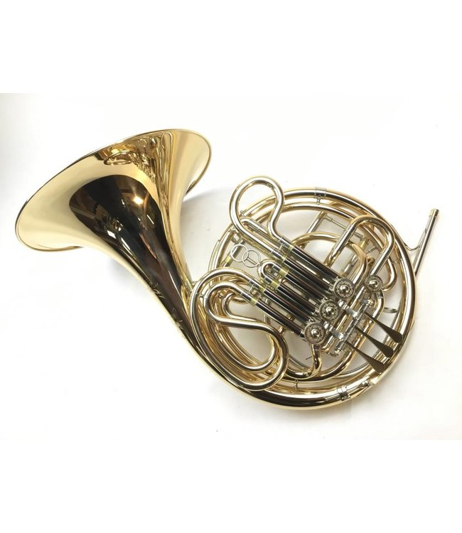 Eastman Used/Demo Eastman EFH562 Double French Horn Gold Brass