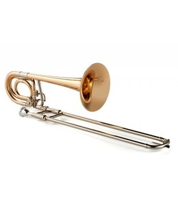 Slokar Slokar Eb/Bb -Alto Trombone, with case
