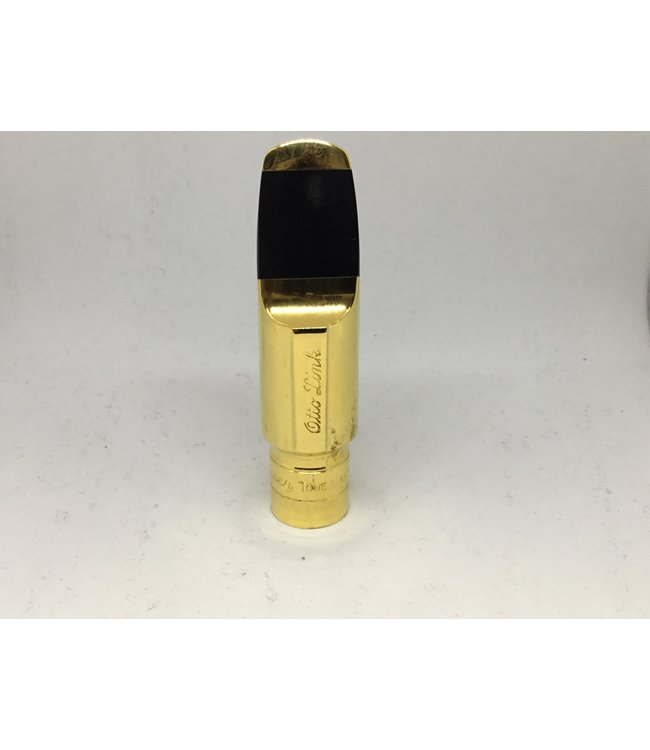 Otto Link Used Otto Link Super Tone Master 6* Alto Saxophone Mouthpiece