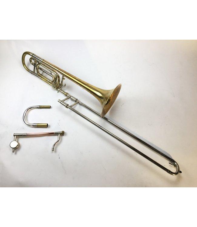 Bach Used Bach LT42BOGC Bb/F Tenor Trombone