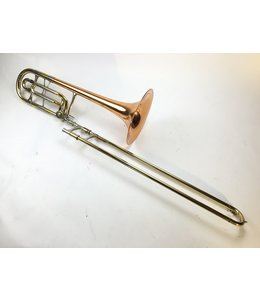 Reynolds Used Reynolds Contempora Bb/F Bass Trombone