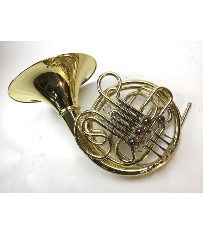 Dillon Music Used Dillon Cut-Bell Double French Horn