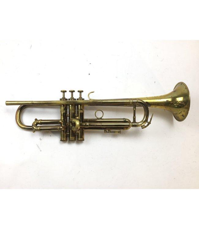 Benge Used Burbank Benge Large Bore Bb Trumpet