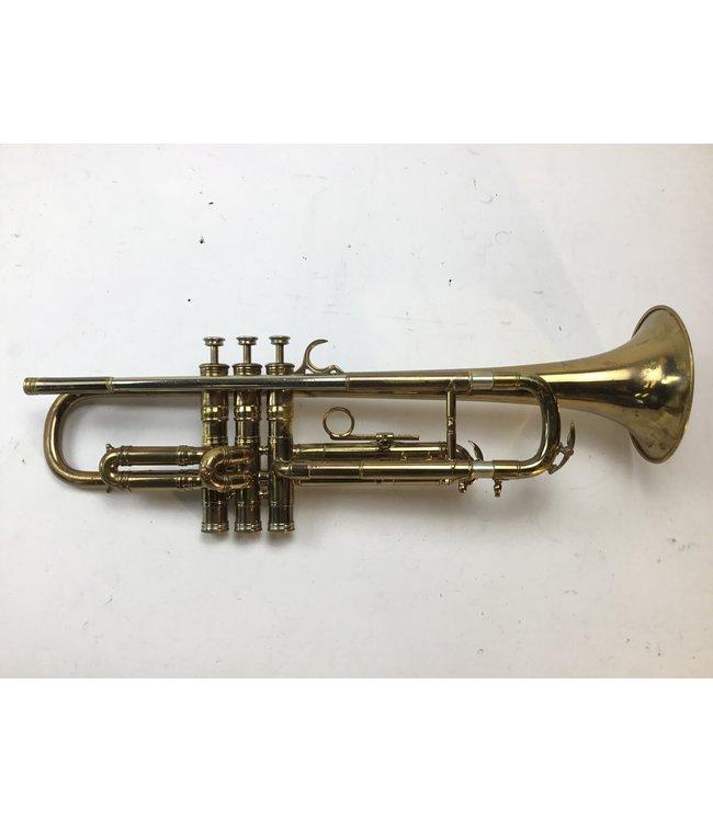 Selmer Paris Used Selmer Bb Trumpet